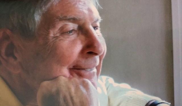 Grandpa Lou, the Optimist