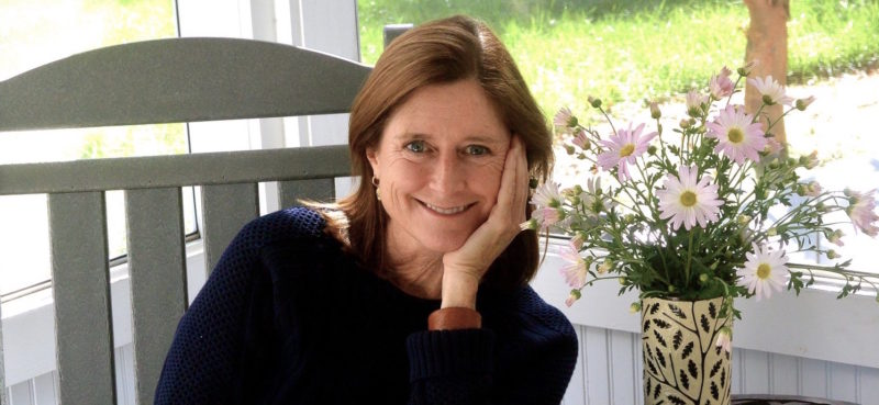 Catherine's Table Blog Author Maureen Goldman